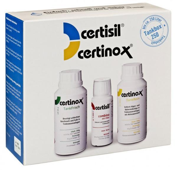 Certisil Certibox 250 Set