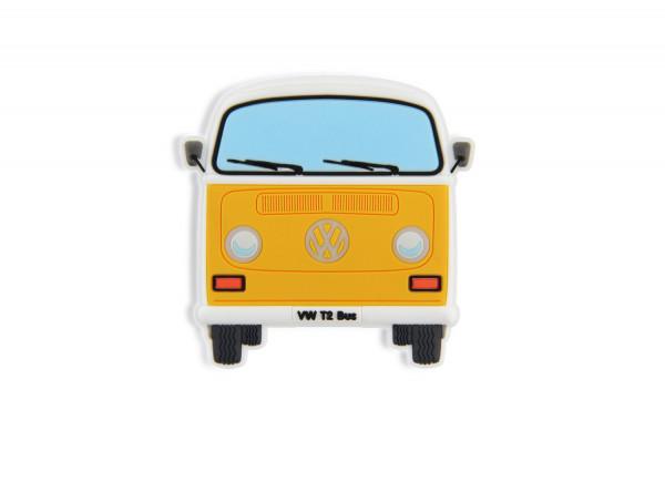 VW T2 Bus Softmagnet Front orange