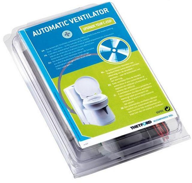 Thetford Elektrischer Ventilator C250 | 8710315651737