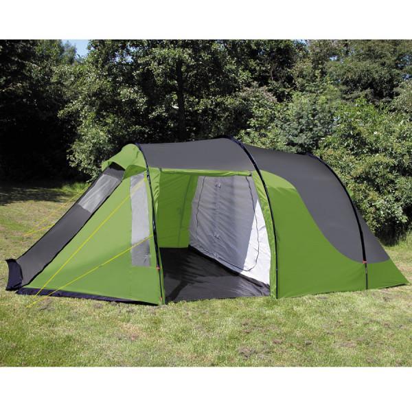 5 personen tunnelzelt kansas camping outdoor zubeh r. Black Bedroom Furniture Sets. Home Design Ideas