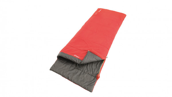 Outwell Schlafsack Celebration Lux rot