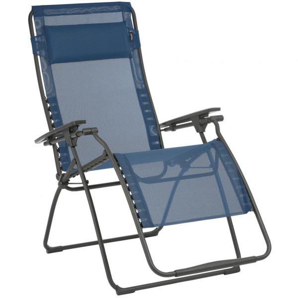 Lafuma Relaxsessel Futura XL Clippe blau