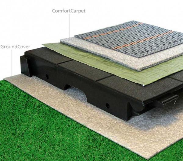 Isabella Comfort Carpet 1,5 x 15 m