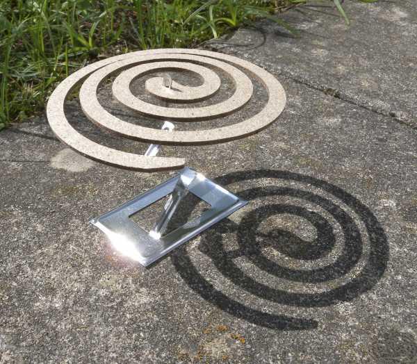 Moskitospiralen Ecolign® 8 Spiralen