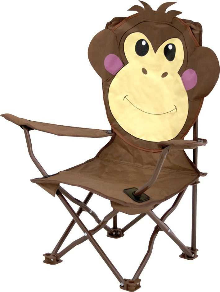 KinderFaltstuhl Monkey | 8712318922548