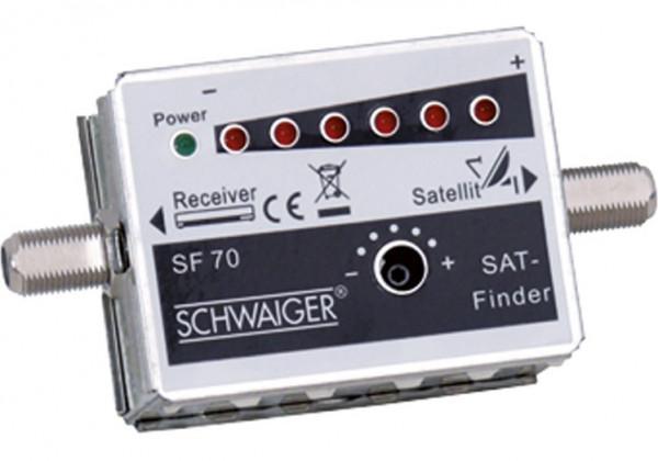Sat-Finder Schwaiger SF 70