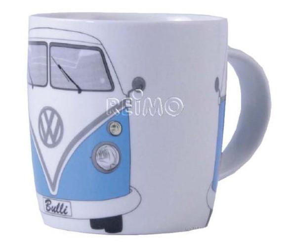 VW Collection Kaffeetasse VW Bulli blau