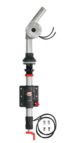 Sat-Gelenkmast HDM 141