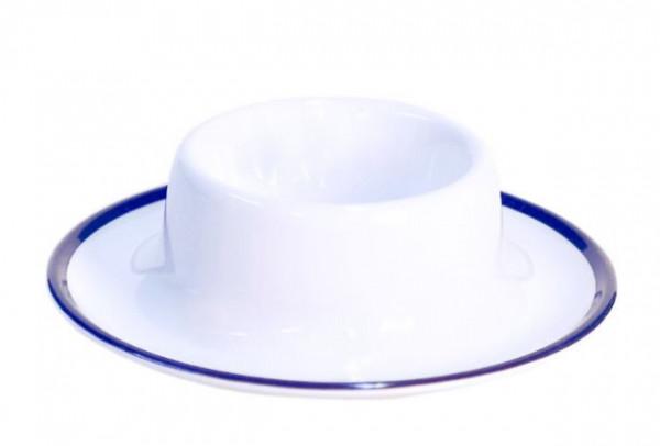Gimex Linea Blue Eierbecherset 4er Set