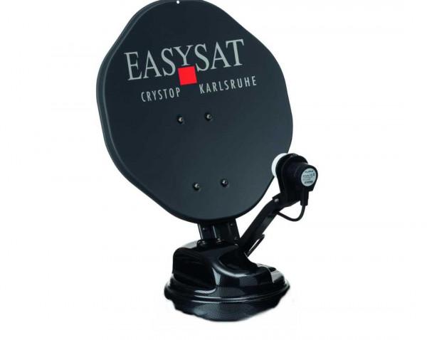 Crystop Sat-Anlage EasySat schwarz
