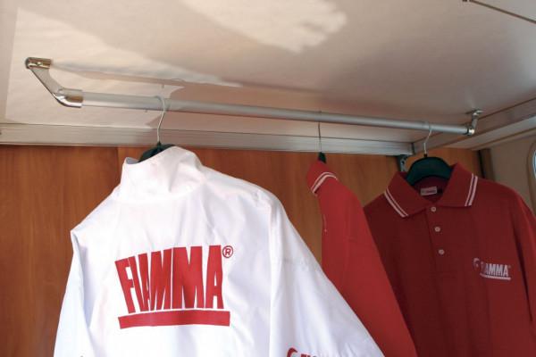Fiamma Kleiderstange Garage Carry Rail