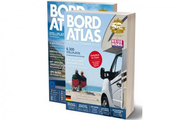 Reisemobil-Bordatlas 2019