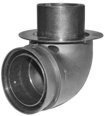 Dükerbogen für Klimaanlagen Saphir | 4052816014685