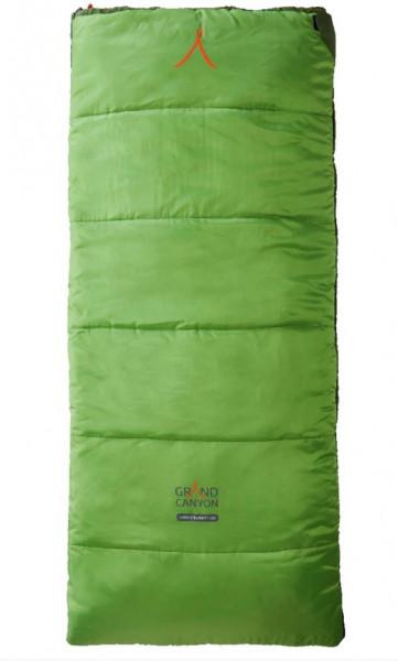 Grand Canyon Cuddle Blanket 150 Kinderschlafsack green
