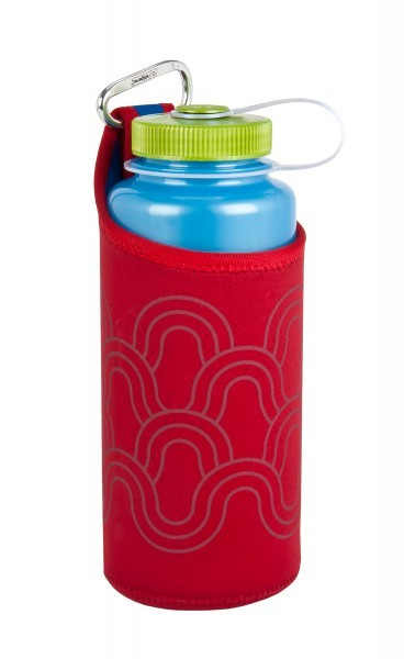 Nalgene 'Bottle Clothing' rot