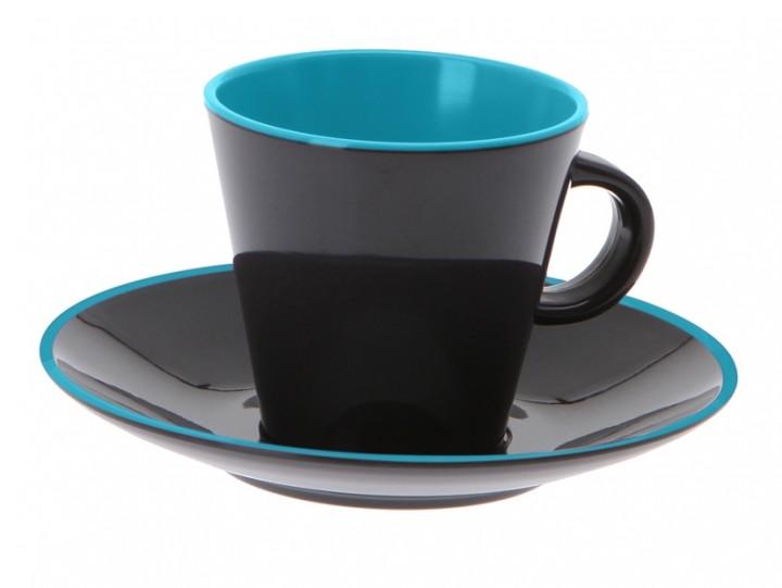 Gimex Espresso-Set türkis