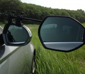 Caravan Außenspiegel Falcon Mirror Twinpack