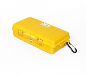 Peli 'MicroCase 1060' gelb