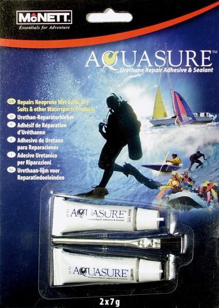 McNett AquaSure Neoprenkleber 2 x 7 ml Tuben