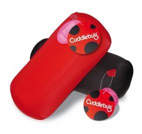Cuddlebug® Nackenkissen rot