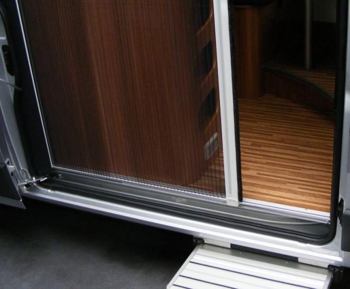 Plissee Fliegenschutztür Mercedes/VW