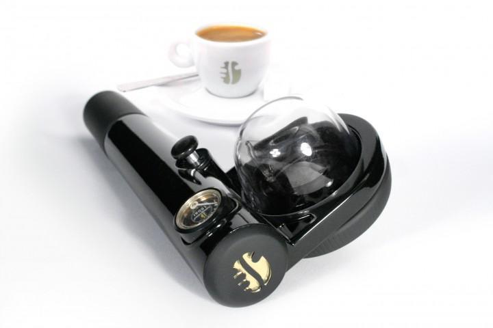 Handpresso Wild 'Hybrid' für Espressokaffee und Pads