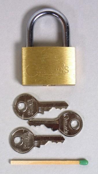 Coghlans Messingschloss 30mm