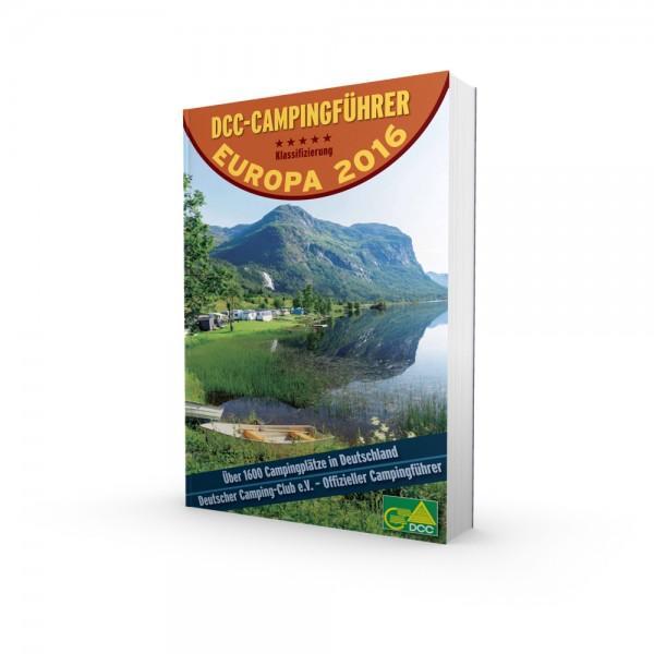 DCC Campingführer Europa 2016