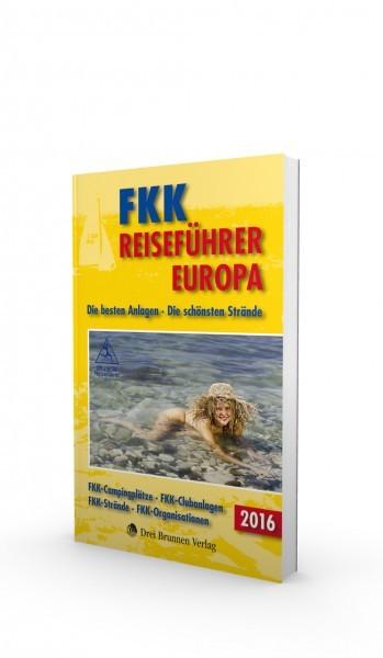 FKK Reiseführer Europa 2016