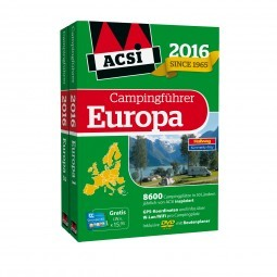 ACSI Campingführer Europa 2016