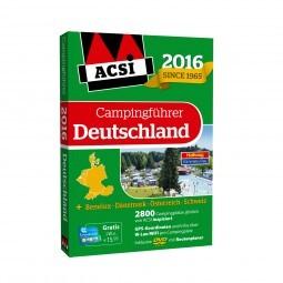 ACSI Campingführer Deutschland 2016