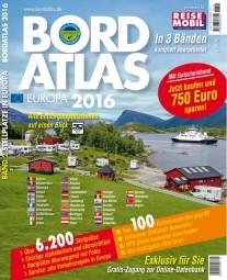 Reisemobil-Bordatlas 2016