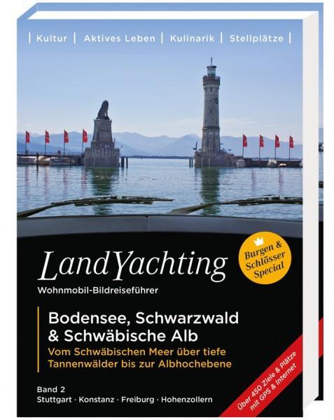 Wohnmobil-Bildreiseführer Bodensee-Schwarzwald und Schwäbische Alb