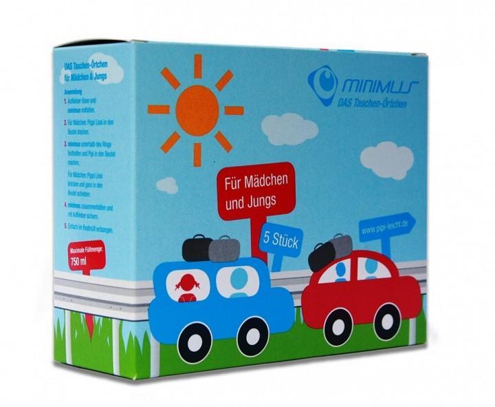 Minimus 5er-Pack für Kinder