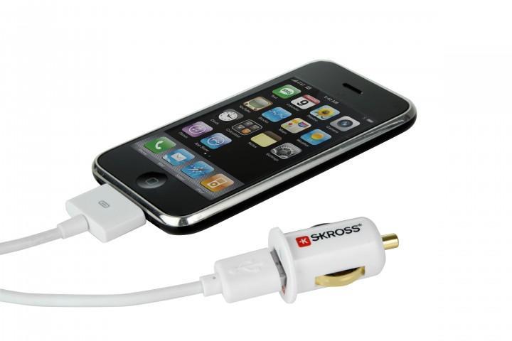Skross Ladegerät '12V - USB' 1 USB Ausgang