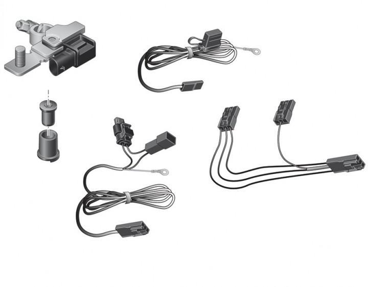 Erweiterungs-Set für Batteriesensor IBS 200X