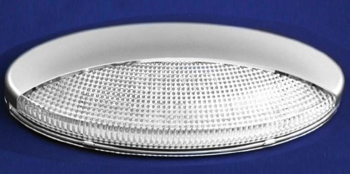 Luna Vorzeltleuchte 3 Watt LED Silber mit Blink-Alarm