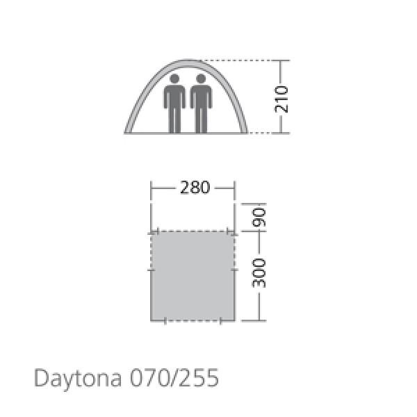 Outwell Busvorzelt Daytona