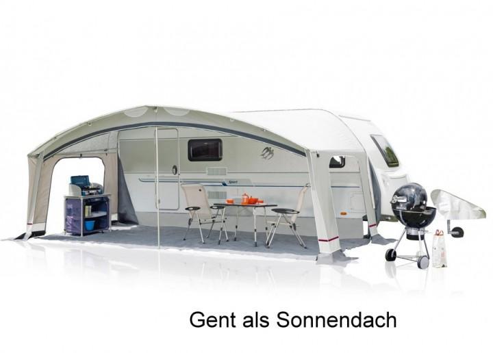 Wohnwagen Vorzelt Gent 240 Gr. 10 Tiefe 240 cm