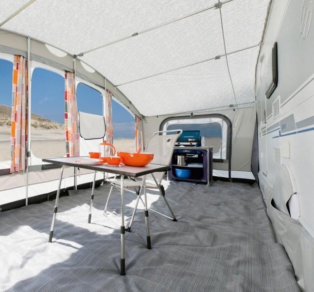 Herzog Wohnwagen Vorzelt Gent 280 Gr.9