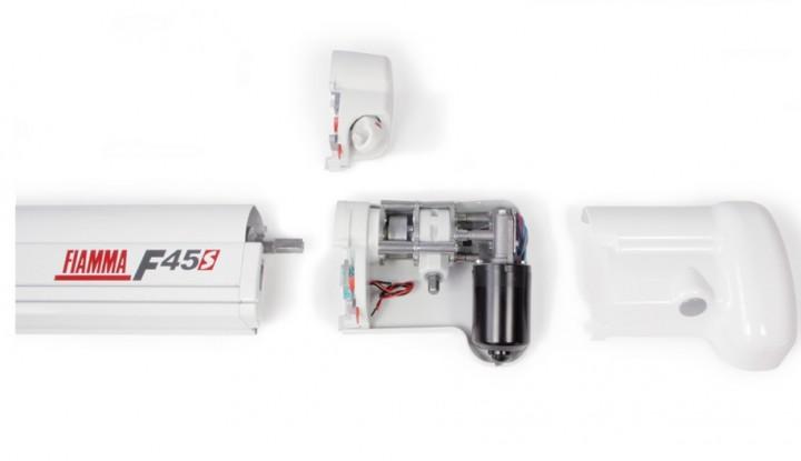 Motor Kit 12 V F45 S Titanium