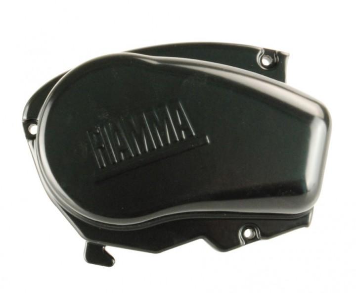 Fiamma Endkappe links für Markise F65 S Deep Black