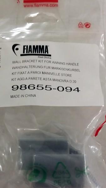 Fiamma Wandhalterungskit Markisenkurbel 20 mm