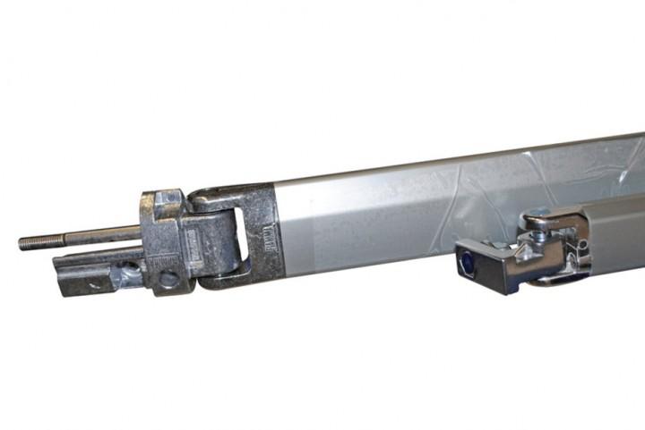 Fiamma Gelenkarm links Titanium 300–450 cm