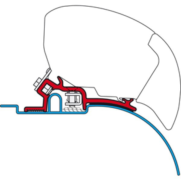 KIT Fiat Ducato H3 ab 2006