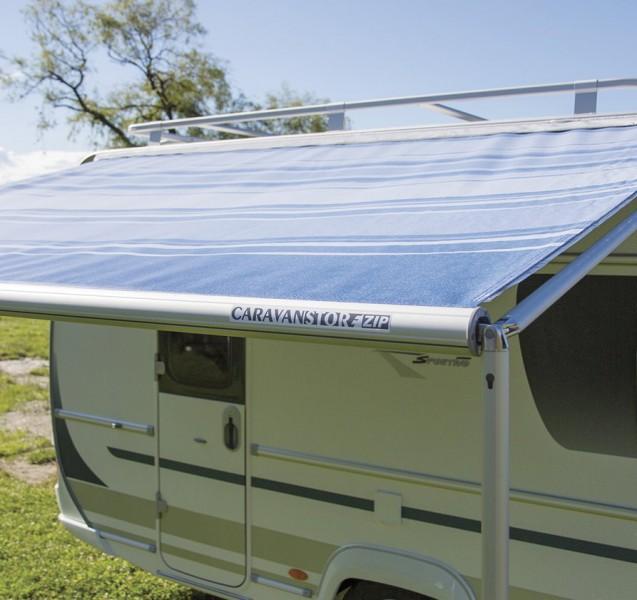 Fiamma Caravanstore Zip de Luxe grey Auszug 225 cm