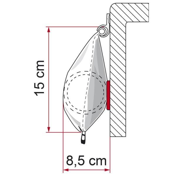 Caravanstore ZIP 500 cm ***