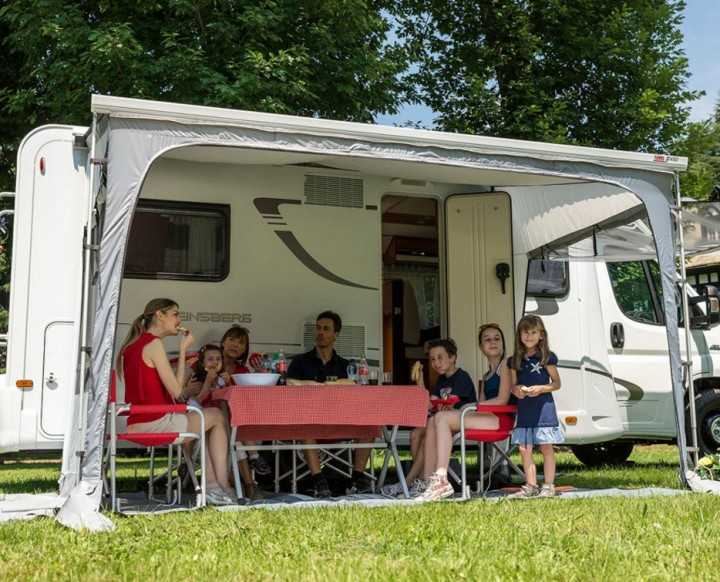 Fiamma Privacy Ultra Light Van 260