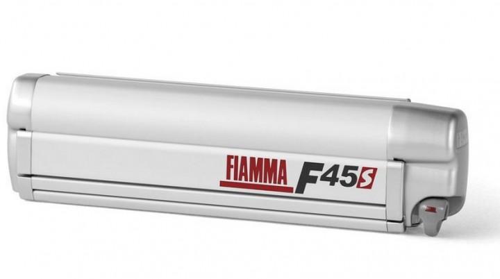Fiamma Markise F45 L 550 Titanium Deluxe Grey