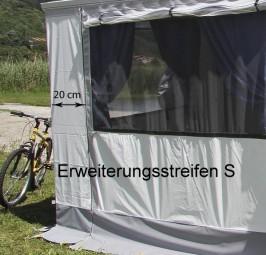 Erweiterungsstreifen S 50 cm für Privacy Room F65